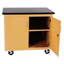 Mobile Demo Cabinet