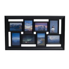 8 Opening Collage Picture Frame