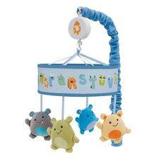 Alpha Baby Musical Mobile