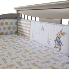 Peter Rabbit Crib Bumper