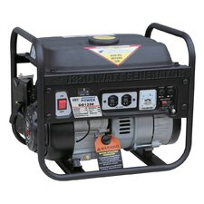1,350 Watt Gasoline Generator with Recoil Start