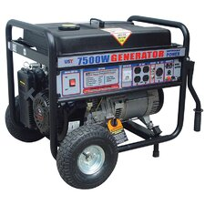 7,500 Watt Gasoline Generator with Recoil Start