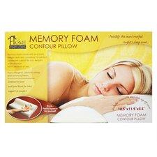 Memory Foam Contour Standard Pillow