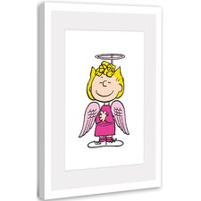 """Sally Costume"" Peanuts by Charles M. Shultz Framed Graphic Art"
