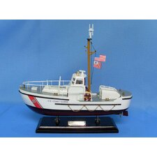 "16"" Wooden United States Coast Guard 44 Foot Motor Lifeboat"