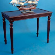 Rosewood Display Console Table
