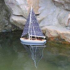 It Floats - Small Stars Floating Sailboat