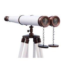Admiral's Binocular Telescope