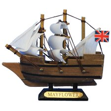 Mayflower Tall Model Ship