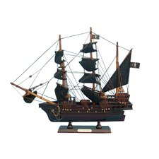 John Halsey's Charles Pirate Model Ship