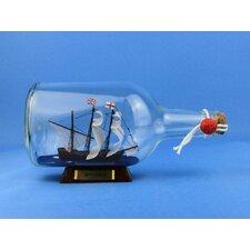 Mayflower Model Ship in a Bottle