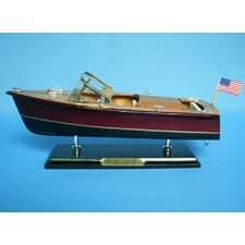 Chris Craft Triple Cockpit Model Boat