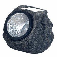 Solar Rock Landscaping Light (Set of 4)