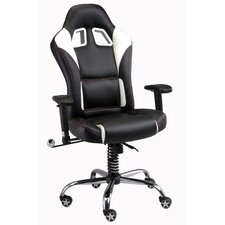 "Racing Style 18"" Office Chair"