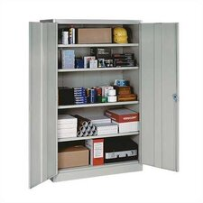 E-Z Bilt 2 Door Storage Cabinet