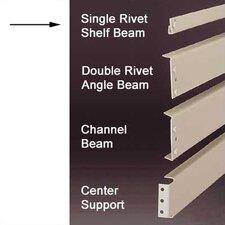 RivetRite Parts - Standard Single Rivet Shelf Beams