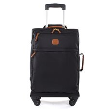 """21"""" Carry-On Spinner Suitcase"""