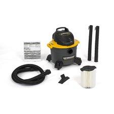 6 Gallon 3.5 Peak HP General Purpose Wet/Dry Vacuum