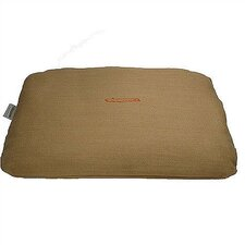 Rectangular Pet Bed Cover in Burlap