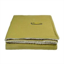 Corduroy Pet Quilt in Lime