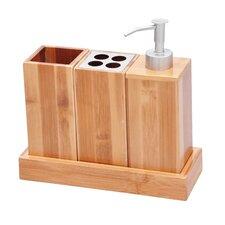 Bath Caddy 3 Piece Set