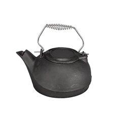 3-qt. Cast Iron Kettle Steamer