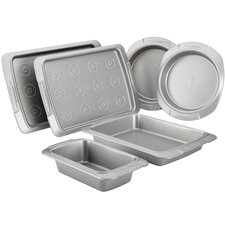 Deluxe Nonstick 6 Piece Bakeware Set