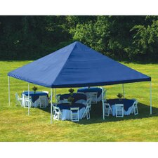 Decorative 20 Ft. W x 20 Ft. D Canopy