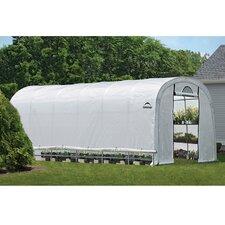 GrowIt Heavy Duty 12 Ft. W x 24 Ft. D Commercial Greenhouse