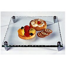 Mercury Square Serving Tray (Set of 2)