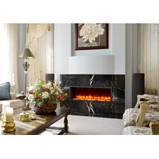 """44"""" Built-in LED Electric Fireplace"""