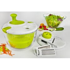 8 Piece Salad Maker Set