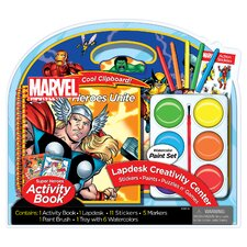 Marvel Lapdesk with Jumbo Paints