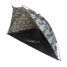 """Camoflauge Family 3'6"""" H x 6'10"""" W x 3'3"""" Cabana Tent"""