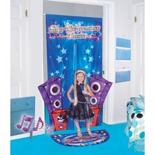 Star Performance Door Hanger