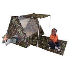 Camo Fort Play Tent Set