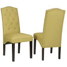 Perri Camelback Parsons Chair (Set of 2)