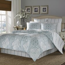 Valencia 3 Piece Duvet Cover Set