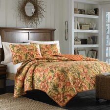 Tropical Lily Bedding Collection