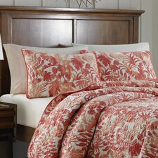 Palma Sola Quilted Standard Sham