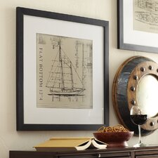 Starboard Framed Print Collection