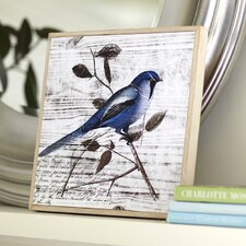 Blue Birds Wall Art I