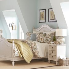 Clarkson Panel Bed