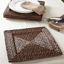 Meltham Rattan Charger Plate (Set of 4)