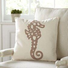 Seahorse Ocean Pillow Cover