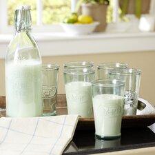 Milk Glasses (Set of 6)