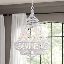 Fanning 6-Light Chandelier