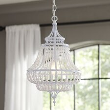 Fanning 1-Light Chandelier