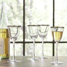 Aveline White Wine Glasses (Set of 4)