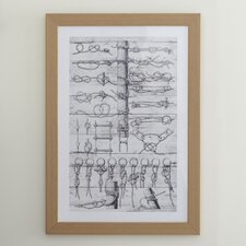 Nautical Knots Framed Print Collection